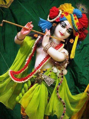 All Glories to Lord Sri Krishna