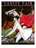Fox hunting Vanity Fair cover 1924. Vintage, vintage, vintage :-)