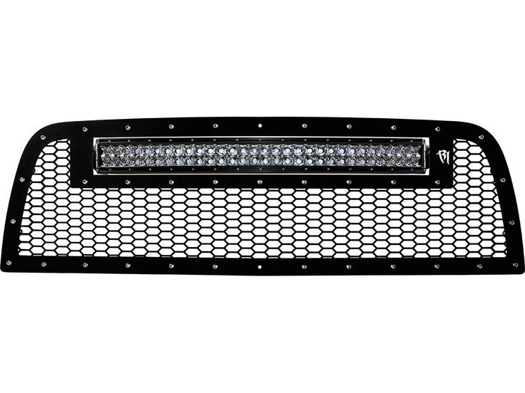Dodge Ram Grille with RDS LED Light Bar - Rigid Industries LED Lighting high performance leader in.  sc 1 st  Pinterest & 301 best For the Truck images on Pinterest | Car Cars and Jeep mods azcodes.com