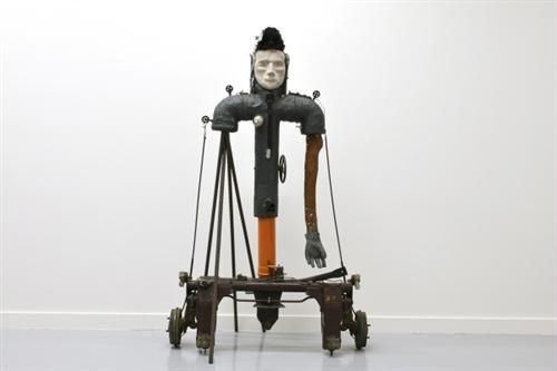 Cortez - Jimmie Durham - Neo-Dada, 1991