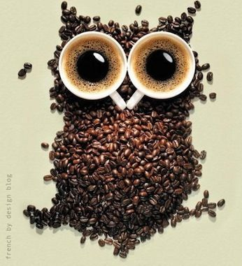 #coffee for all my little coffee obsessed chi os 2 things I love together: coffee & owls