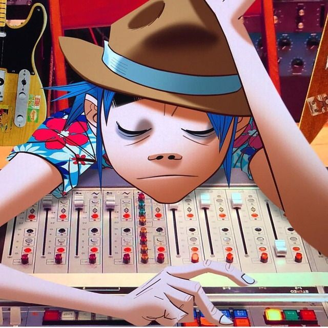4/28/17 is when their next album Humanz is coming out! I'm so excited! They already released 4 new songs!