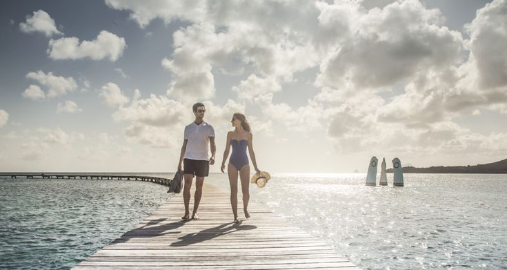 A couples paradise, Club Med Boucaniers, an island in the Carribean. #ClubMed #resort #beaches #SpringBreak