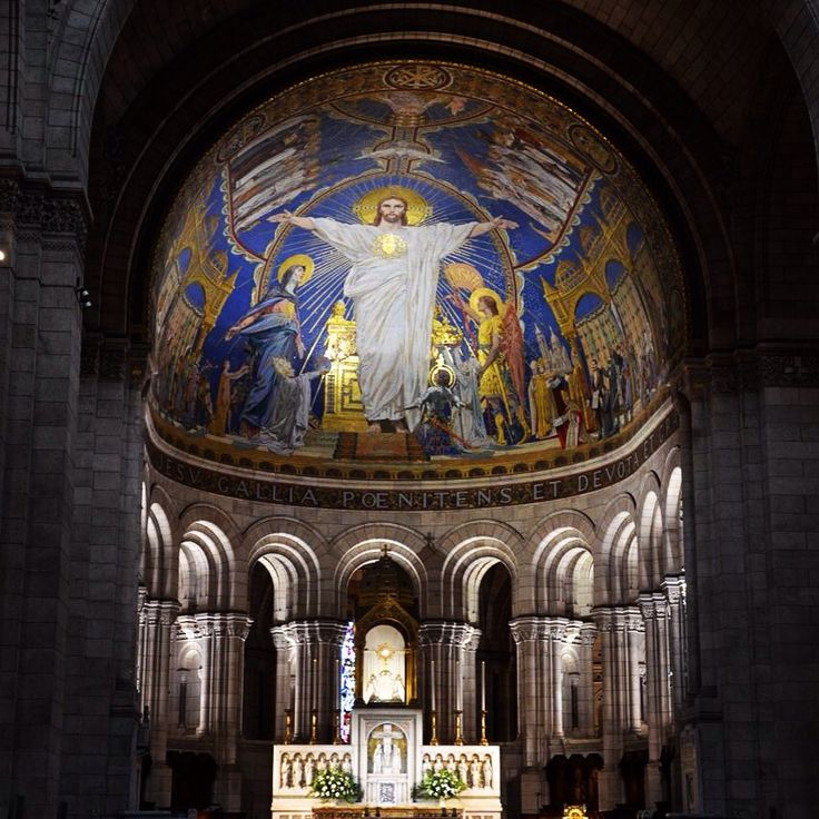 Sacred Heart - Paris, France