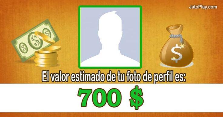 JatoPlay.com: ¿Cuánto costaría tu foto de perfil? - Descúbrelo