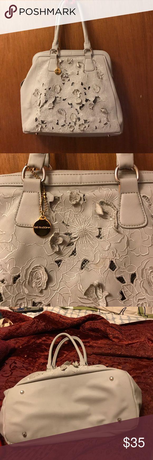Big Buddha Handbag- Santa Barbara Minimal used, in great condition Big Buddha Bags Shoulder Bags