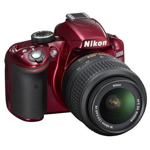 Featuring 24.2 effective megapixels, the D3200 employs a Nikon-developed DX-format CMOS image sensor. It achieves high-resolution rendering and rich tonal gradation that smoothly reproduces... More Details