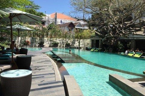 Infonesie - Bali - Legian - Mercure Hotel Bali Legian