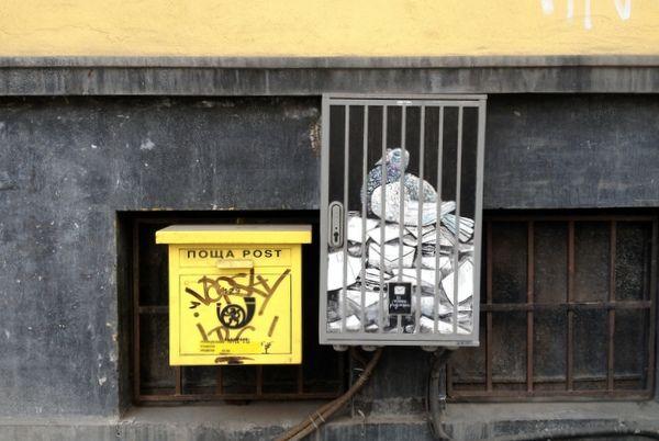 50 best street art around the world images on pinterest urban art street art and graffiti. Black Bedroom Furniture Sets. Home Design Ideas