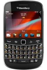 BlackBerry Bold 9900 Black with russian keyboard