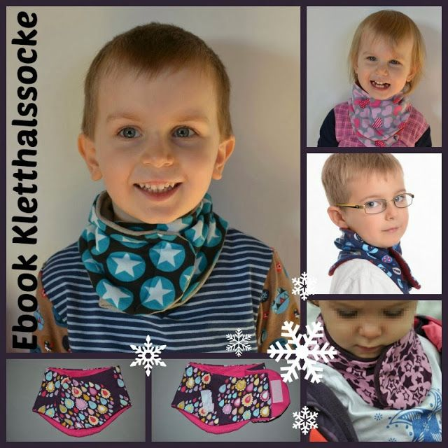 Freebook Kletthalssocke (Schnabelina)
