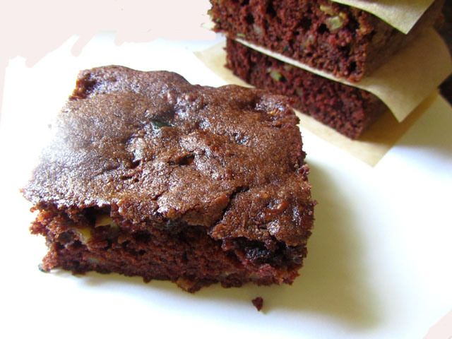 Chocolate Zucchini Cake:. I love zucchini, children hate it. What they don't know wont kill them ;)