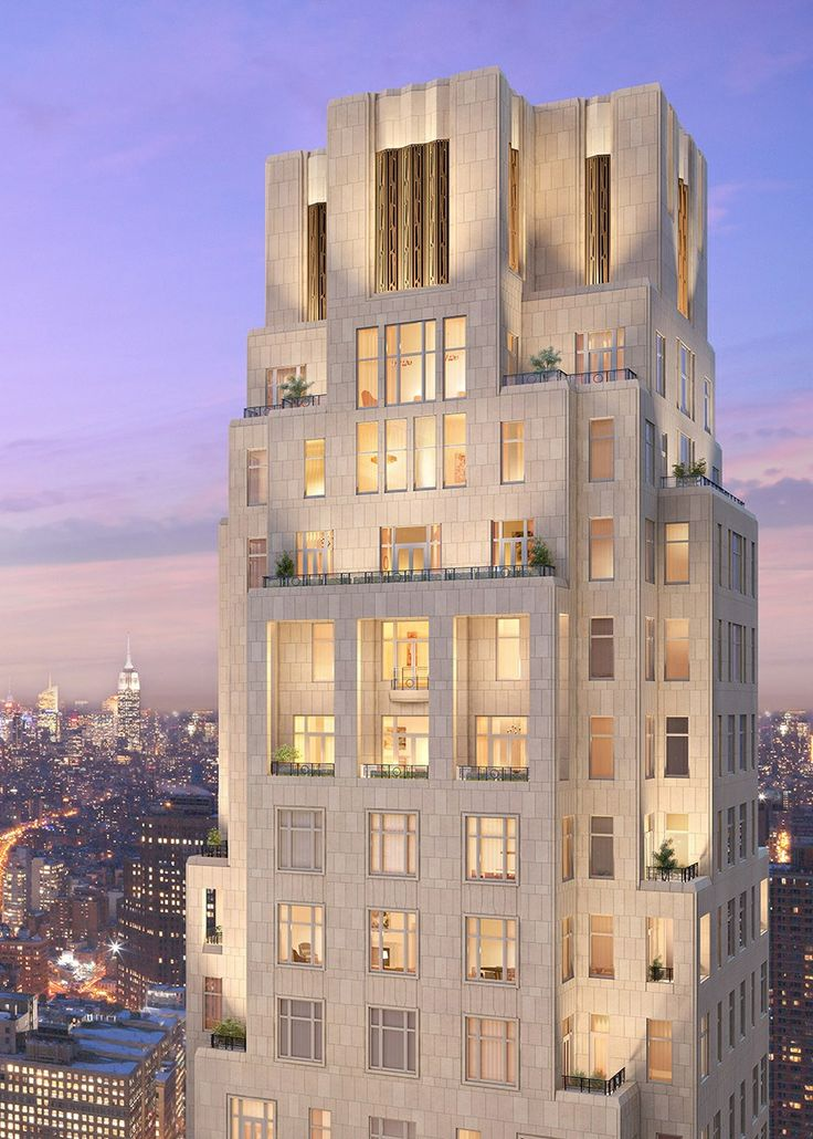 Four Seasons Hotel & Private #Condo Residences @ 30 Park Place | Silverstein Properties