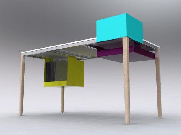 Boundary Desk
