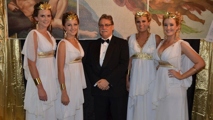 The Kempsey Cancerian's hosted their 26th fundraising ball in May with the theme 'Roman Romp'. Over these 26 years the Kempsey Cancerians have been fantastic supporters for the ACRF and have raised an amazing 830,000 dollars for world-class cancer research. #cancerresearch #support #fundraising