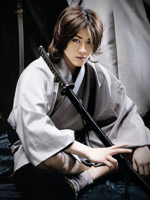 Jin Akanishi (Japan) in '47RONIN' a fantasy adventure movie starring Keanu Reeves, 2013 USA. ハリウッド映画「47RONIN」の赤西仁。