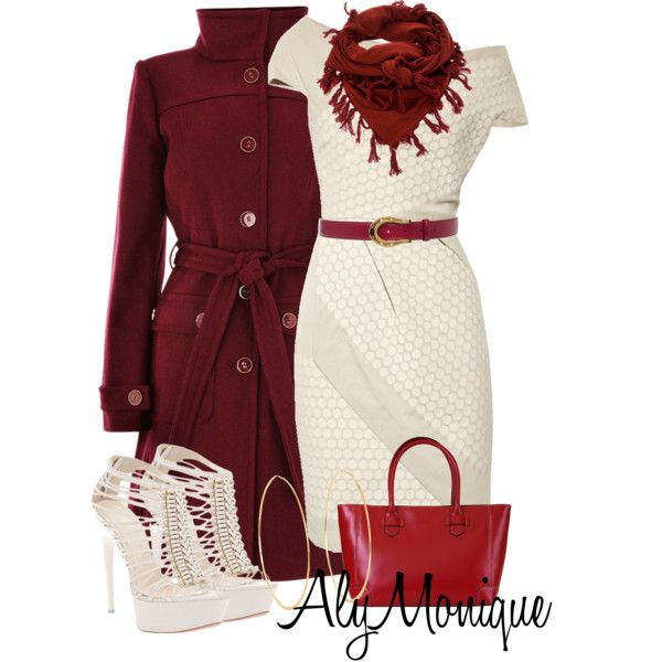 A fashion look from January 2013 featuring Lela Rose dresses, Oasis coats and Lodis tote bags. Browse and shop related looks.