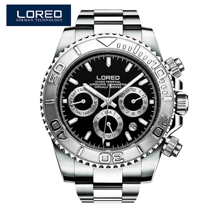 LOREO Germany watches men automatic self-wind diver 200M oyster perpetual cosmograph daytona relogio masculino 116508   Tag a friend who would love this!   FREE Shipping Worldwide   Buy one here---> http://shoppingafter.com/products/loreo-germany-watches-men-automatic-self-wind-diver-200m-oyster-perpetual-cosmograph-daytona-relogio-masculino-116508/