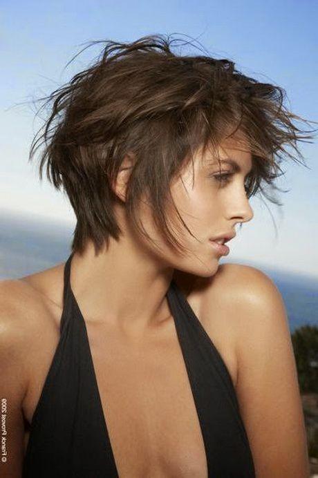 pittig kapsel lang haar