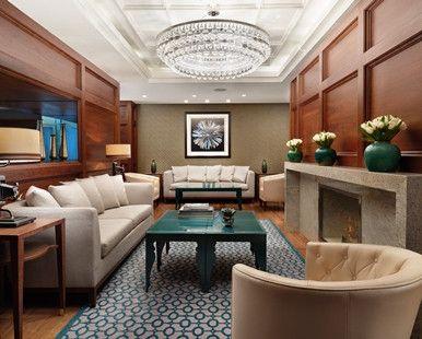 Conrad London St. James Hotel, GB - Executive Lounge