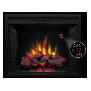 Built In Electric Fireplaces, Fireboxes U0026 Inserts