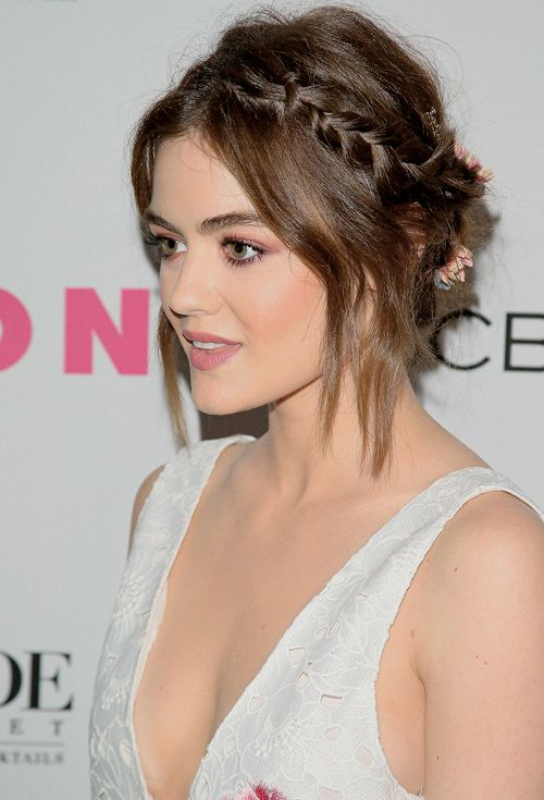 Lucy Hale attends the NYLON and BCBGeneration's Annual Young Hollywood May Issue Event in West Hollywood | May 12th, 2016