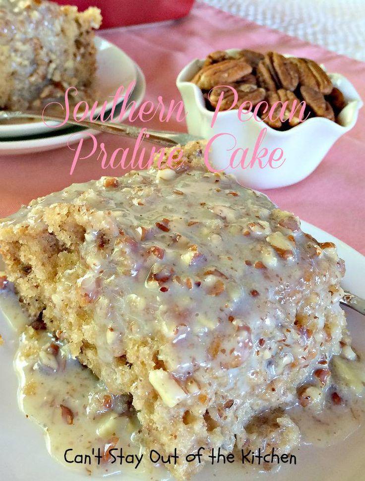 Southern Pecan Praline Cake - IMG_1704.jpg