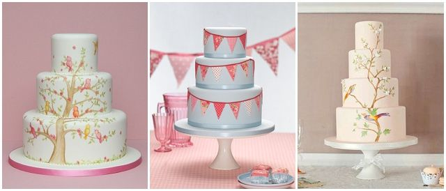 Pretty Wedding Cakes & Trends for 2013 - Want That Wedding ~ A UK Wedding Inspiration & Wedding Ideas Blog