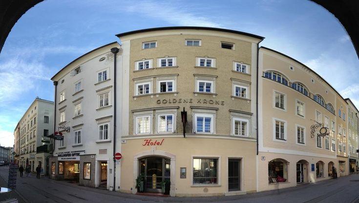 Hotel Krone 1512, Salzburg, Austria - Booking.com