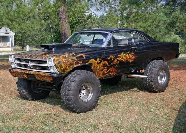 Best Custom Made Vehicles Images On Pinterest Vintage Cars - Cool cars 4x4