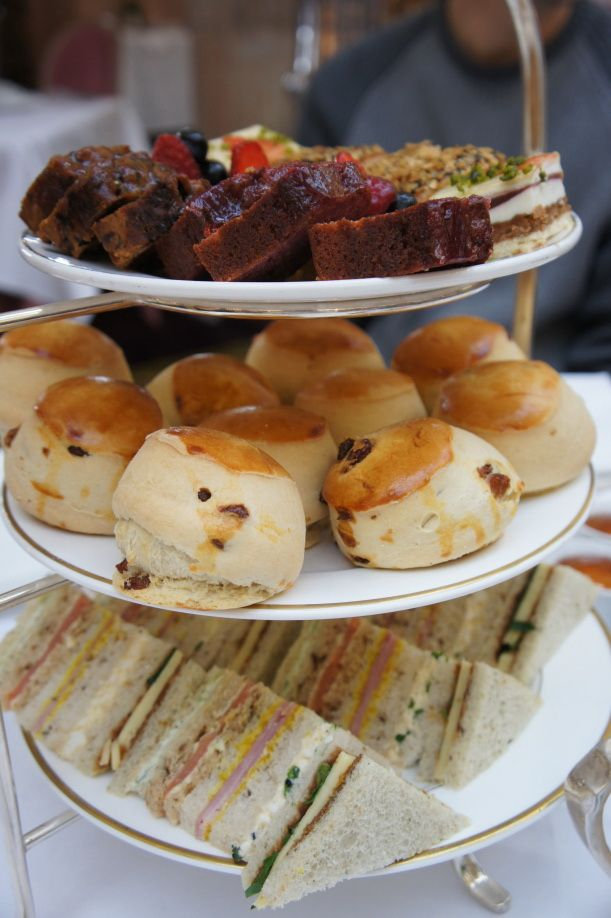 High tea at Harrods, something else I will be doing in october