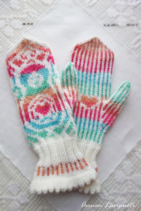 Matryoshka mittens