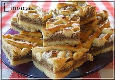 Limara péksége: Finom rácsos