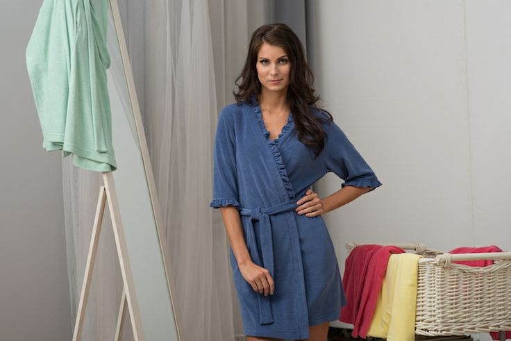 Belmanetti bathrobe woman collection Spring- Summer 2014   Item #5047