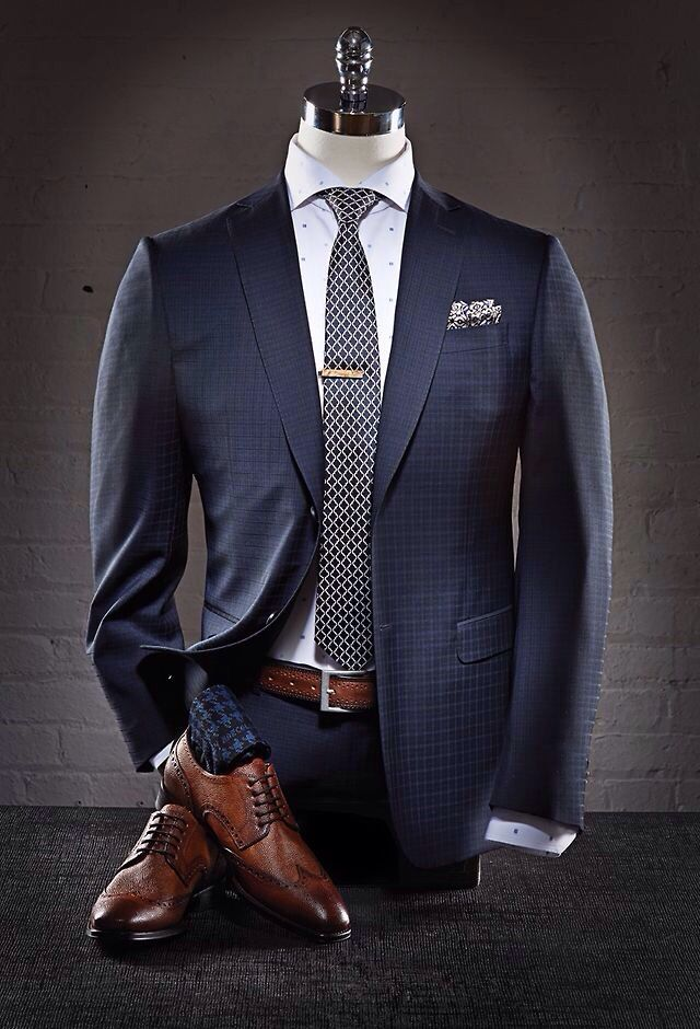 25+ best ideas about Navy Blue Suit Combinations on ...