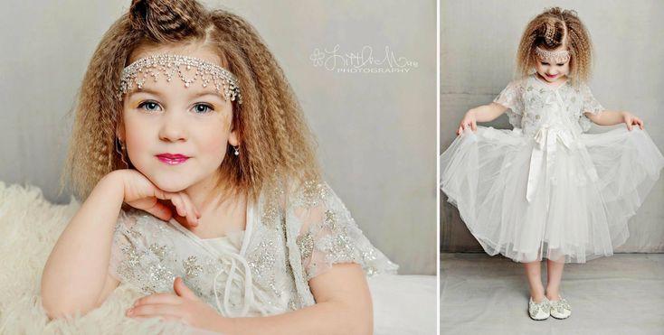 Diamond Genie Headband - Cozette Couture