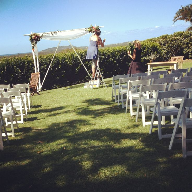 www.beautiflora.com  Byron Bay wedding at Figtree by beautiflora
