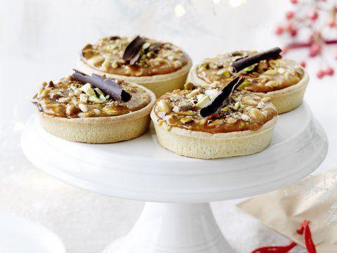 Dit recept voor notentaartjes islekker, makkelijk, goedkoop en perfect voor kerst!