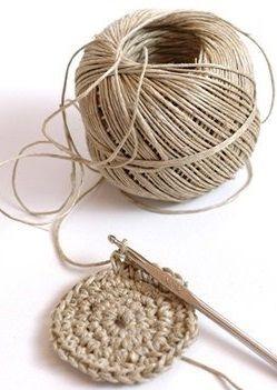 Relasé: Crochet: Come fare un cestino portaoggetti all'uncinetto? - spiegazioni passo dopo passo