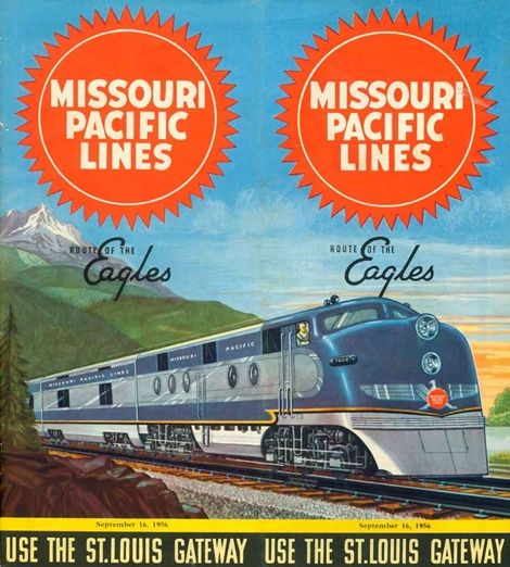 Missouri Pacific - Classic Trains Magazine