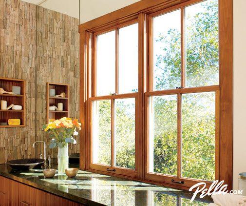 Kitchen Window Placement: 49 Best Images About Kitchen Window Looks On Pinterest