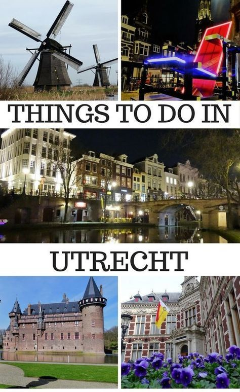 Situated in the heart of the Netherlands is the charming and medieval town of Utrecht, the capital and most populous city of the province...