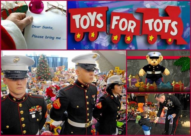 Toys For Tots Usmc : Best images about we love the holidays on pinterest