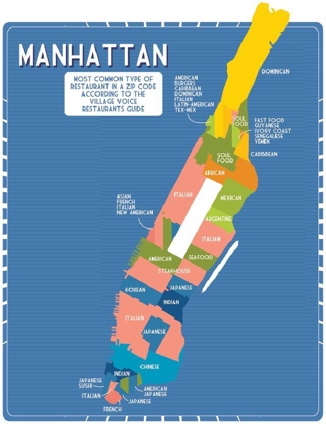 Top Best The Gothamist Ideas On Pinterest Duane Reade Wall - Ethnic restaurants in the us map