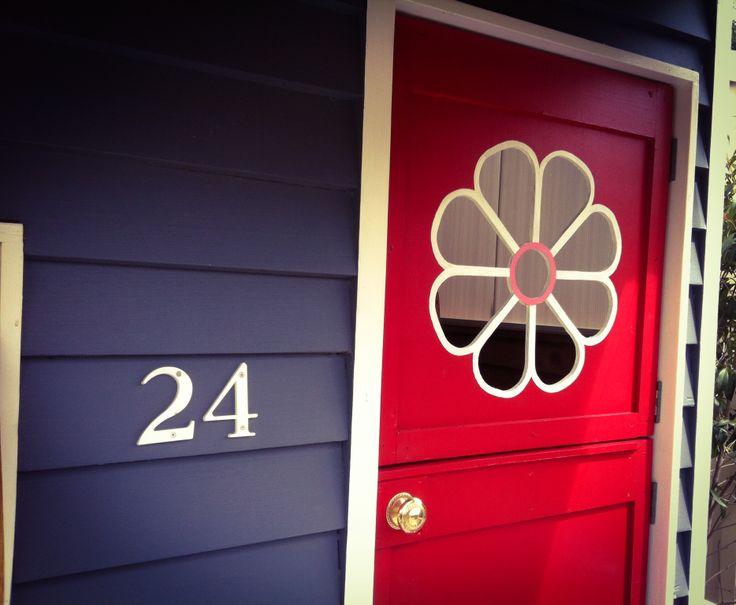 Cubby House Front Door