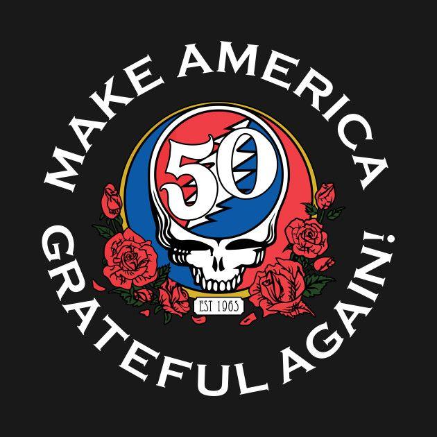 Awesome 'Make+America+Grateful+Again+3' design on TeePublic!