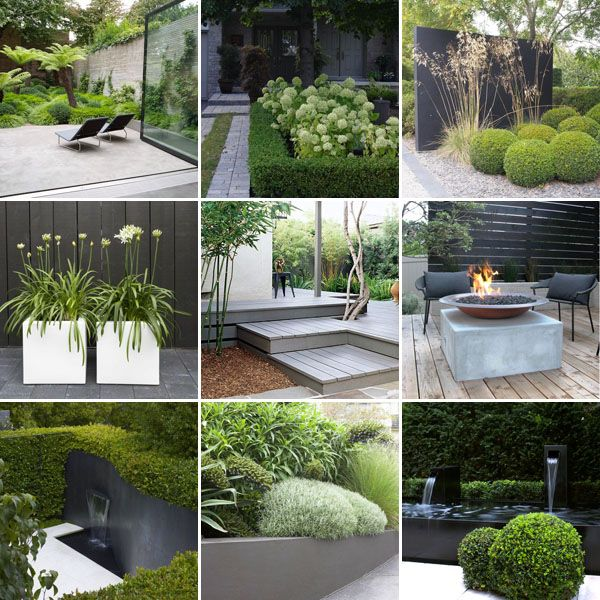 Garden inspiration Pinterest board | Design Hunter