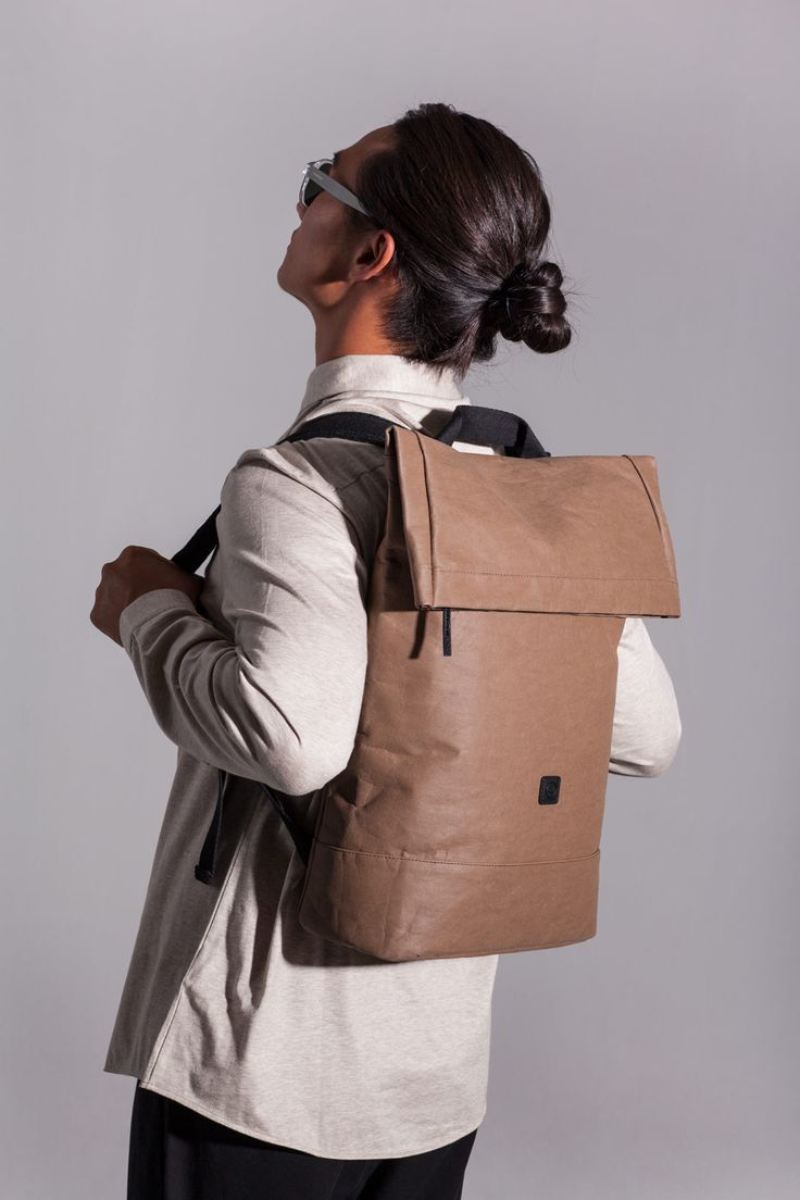 Kane Backpack (Paper Series: Crafted from vegetable cultivated cellulose fibers)  www.Ucon-Acrobatics.com | Worldwide Shipping