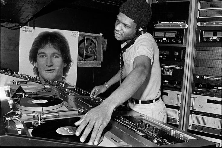 DJ Larry Levan, Was the Man! 1979 Photo