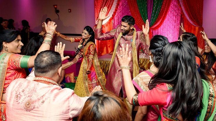 Danzas folklóricas de la cultura hindú